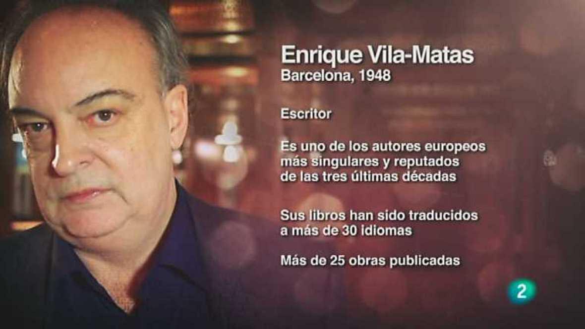 Pienso, luego existo - Enrique Vila-Matas - ver ahora