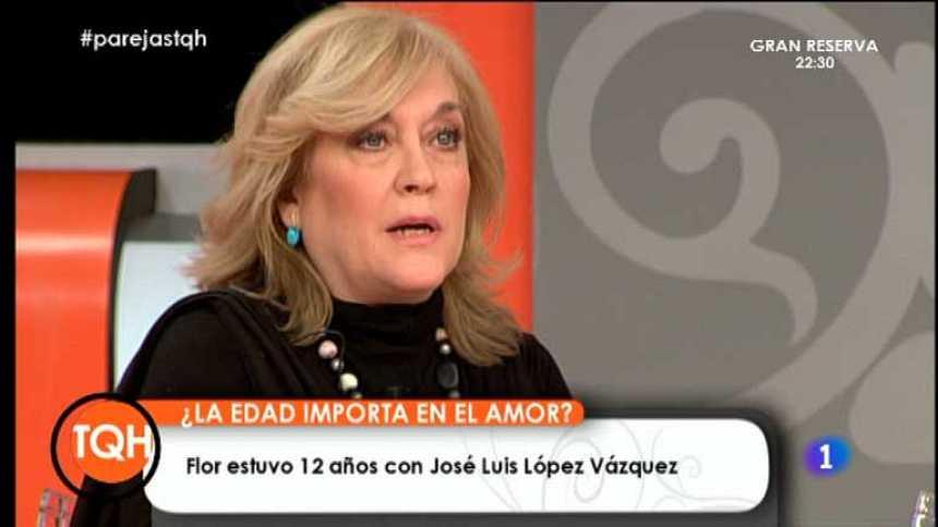 Tenemos que hablar - José Luis López Vázquez le sacaba más de 30 años a Flor