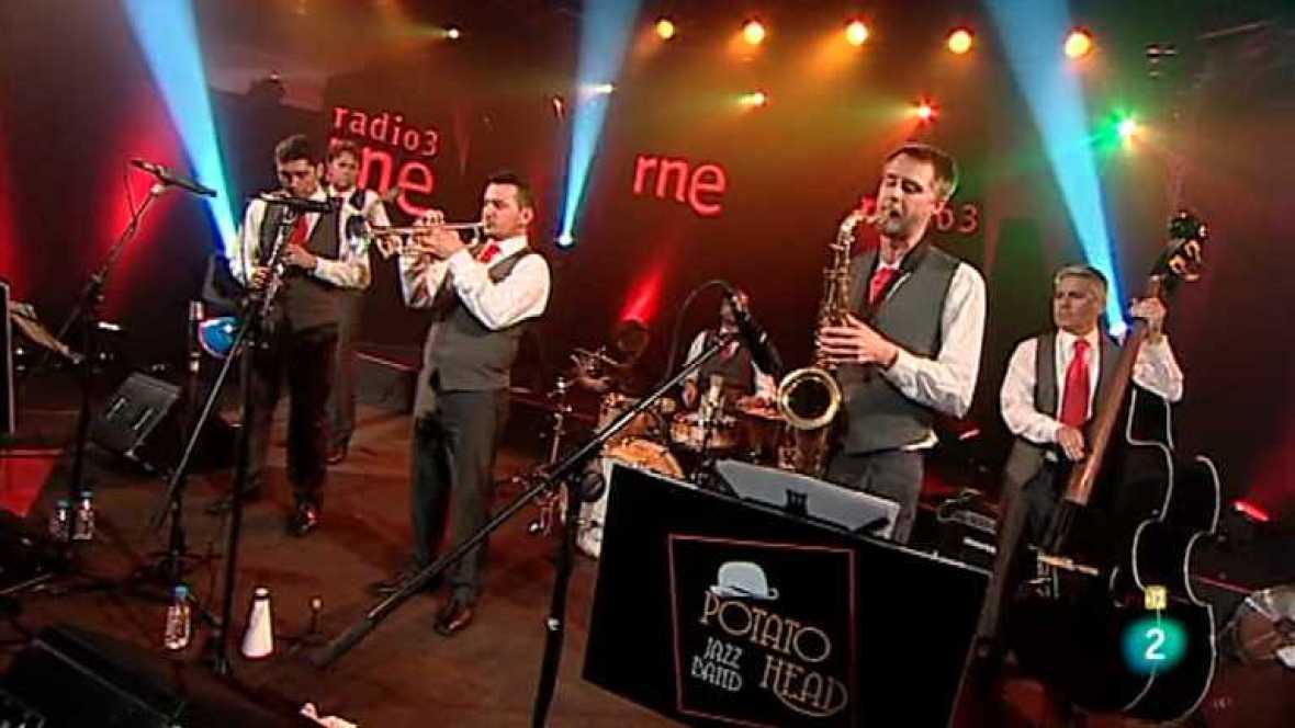 Los conciertos de Radio 3 - Potato Head Jazz Band - Ver ahora