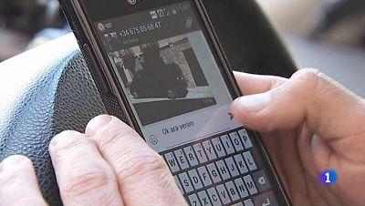 Los habitantes de Santpedor utilizan el whatsapp para hacer denuncias a la policía.