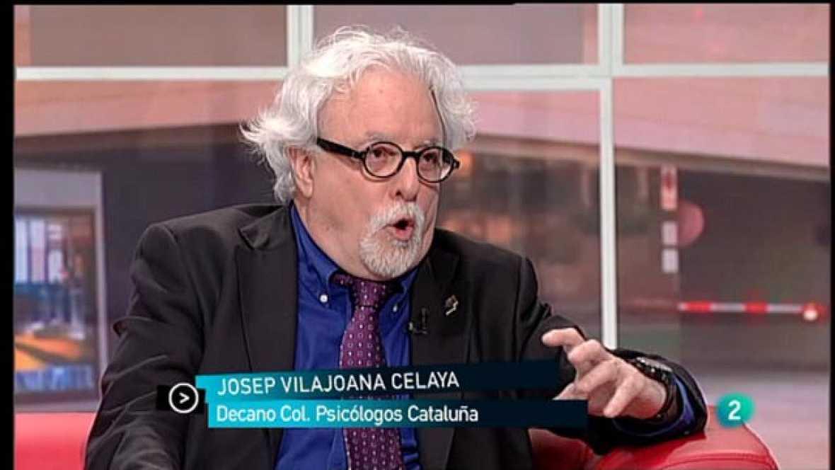 Para Todos La 2 - Entrevista:  Josep Vilajoana Celaya, el concepto coaching