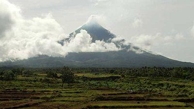 Una joven navarra fallece en un volcán de Filipinas