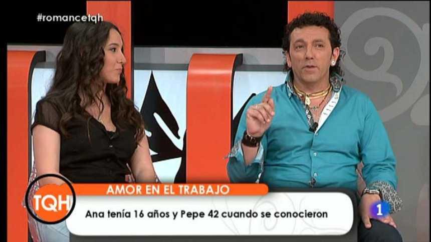 Tenemos que hablar - Ana y Pepe se llevan 26 años