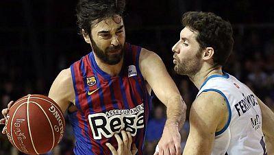 Rudy y Navarro centran las miradas en el Madrid-Barça de la Final Four