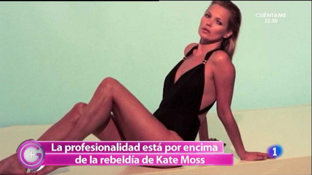 Kate Moss se prepara para el verano
