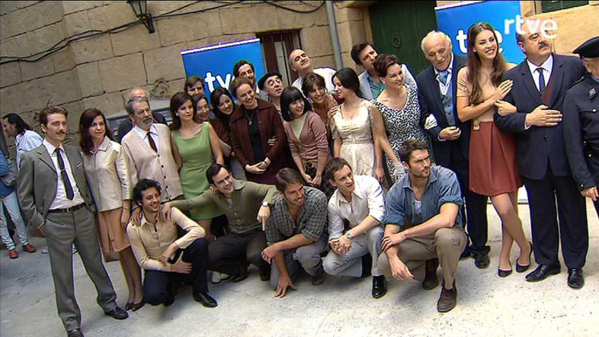 TVE estrena Gran Reserva. El origen