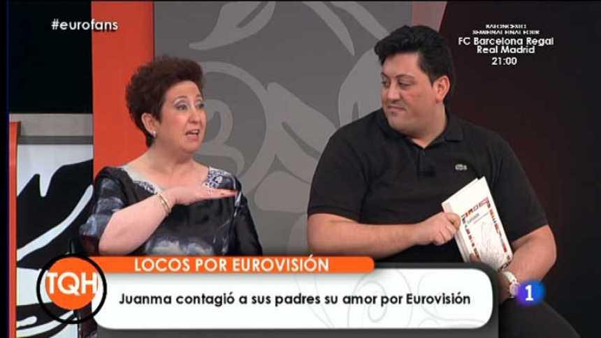 Tenemos que hablar - Juanma prepara una tesis doctoral sobre el Festival de Eurovisión