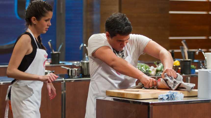 MasterChef - Juan Manuel, gran cocinero y mejor compañero