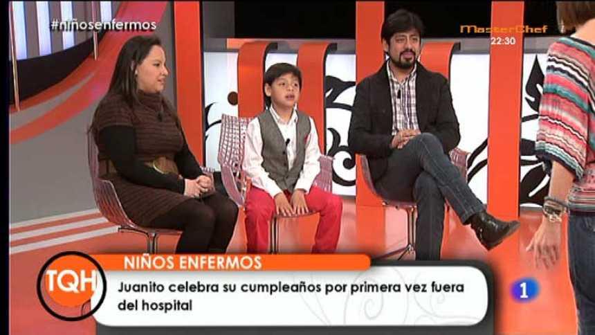 Tenemos que hablar - Juanito nos cuenta cómo vive con hemofilia