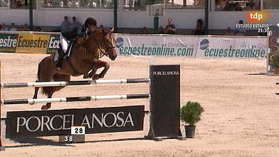 Hípica - Concurso de saltos CSI Toledo. Trofeo Coca-Cola - ver ahora