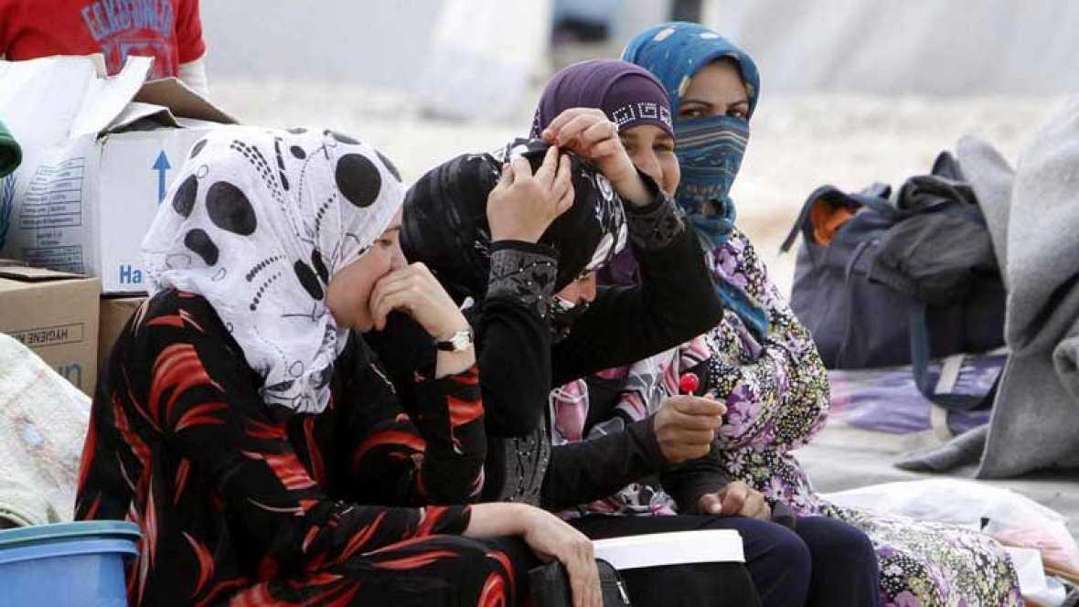 Compra y venta de adolescentes sirias en los campos de refugiados de Jordania