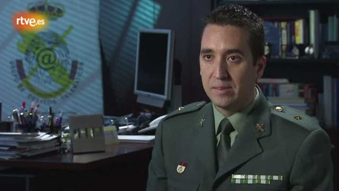 """Comandante Óscar de la Cruz, jefe del Grupo de Delitos Telemáticos de la Guardia Civil: """"el cibercrimen se ha profesionalizado"""""""