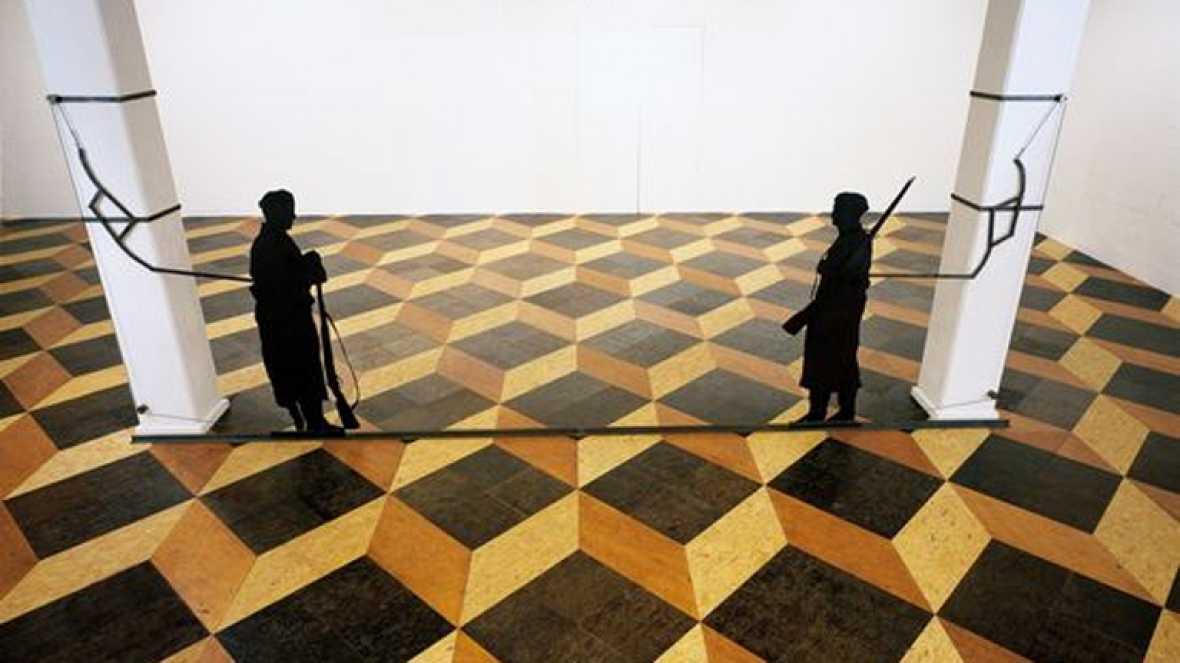 La exposición 'Entre Chien Et Loup' nos muestra la colección Meana-Larrucea - Ver ahora