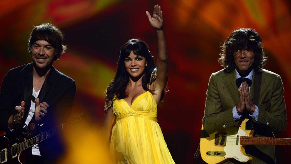 Final de Eurovisión 2013 - España
