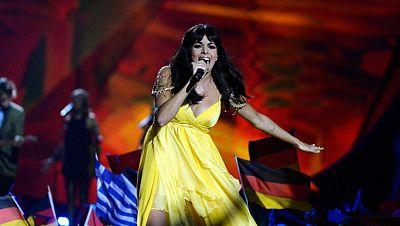 El sue�o de Morfeo no convenci� al jurado de Eurovisi�n