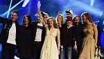 Guiños deportivos, pasarela de moda y estallido de color kitch en Eurovisión