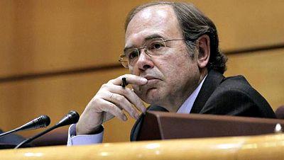 El juez Ruz toma declaración al Presidente del Senado por el caso Bárcenas