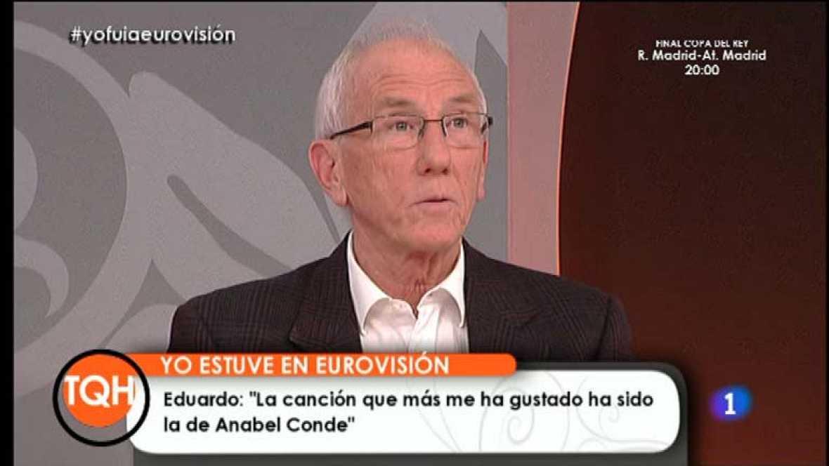 Tenemos que hablar - Eduardo Leiva, director de la orquesta de Eurovisión
