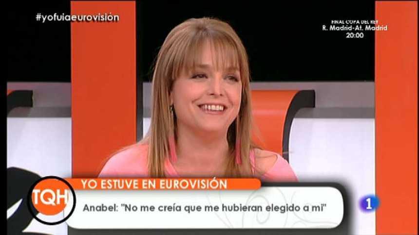 Tenemos que hablar - Anabel Conde rozó el éxito en 1995