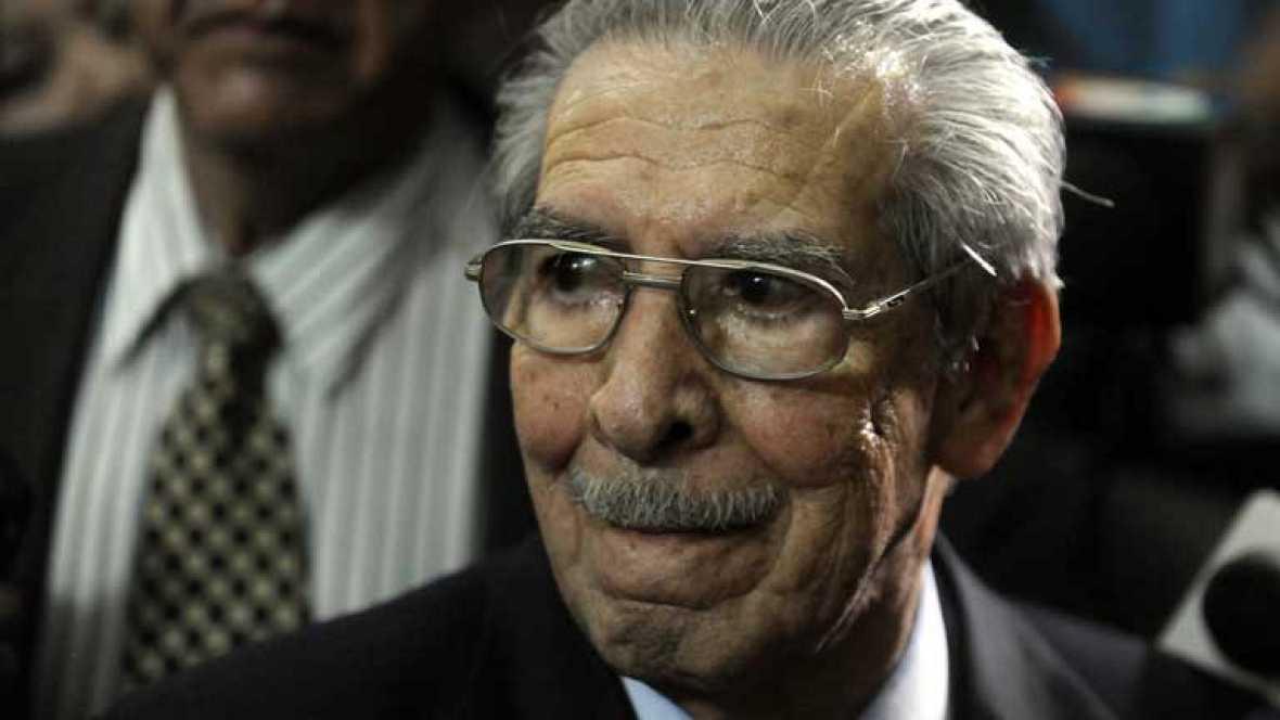 El juicio por genocidio contra el exdictador Efraín Ríos Montt tendrá que repetirse