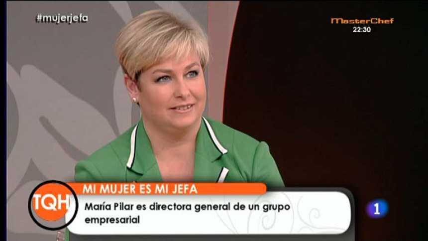 Tenemos que hablar - María Pilar dirige cuatro empresas