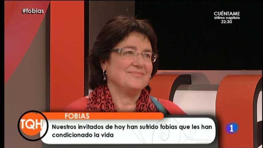 Tenemos que hablar - Ana Llensa sufre desde hace 20 años agorafobia