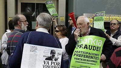Los particulares o inversores institucionales se convierten en accionistas de Bankia