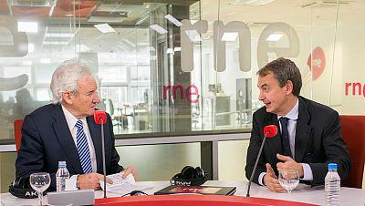 Rodríguez Zapatero habla sobre las declaraciones de José Mª Aznar