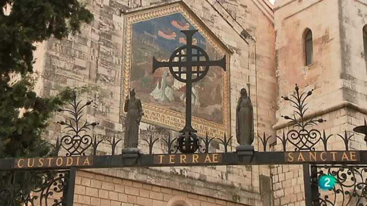 Pueblo de Dios - Cristianos en Tierra Santa - Ver ahora