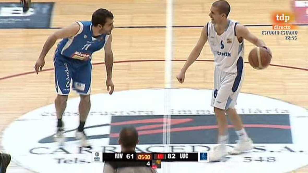 Baloncesto - Liga Adecco Oro. Play-off final, 2º partido: BC River Andorra - Lucentum Alicante - Ver ahora