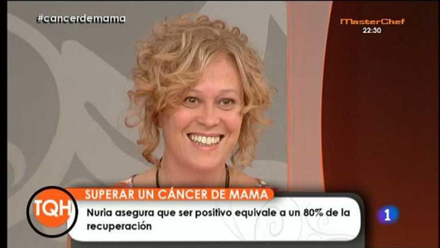 Tenemos que hablar - Nuria González, la personal shopper del cáncer de mama