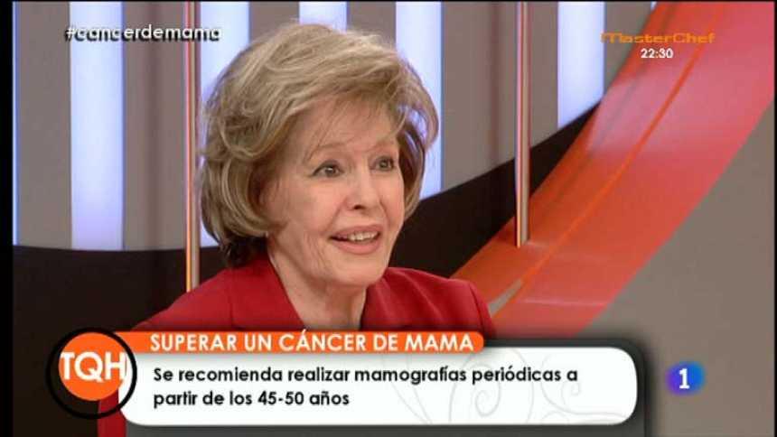 Tenemos que hablar - A Laura Valenzuela le detectaron el cáncer de mama en una revisión