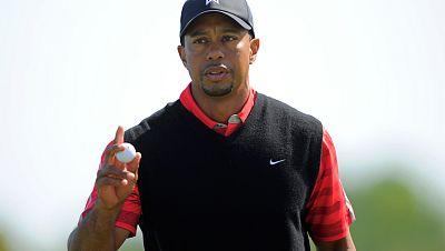 maina la tormenta entre Tiger Woods y Sergio García
