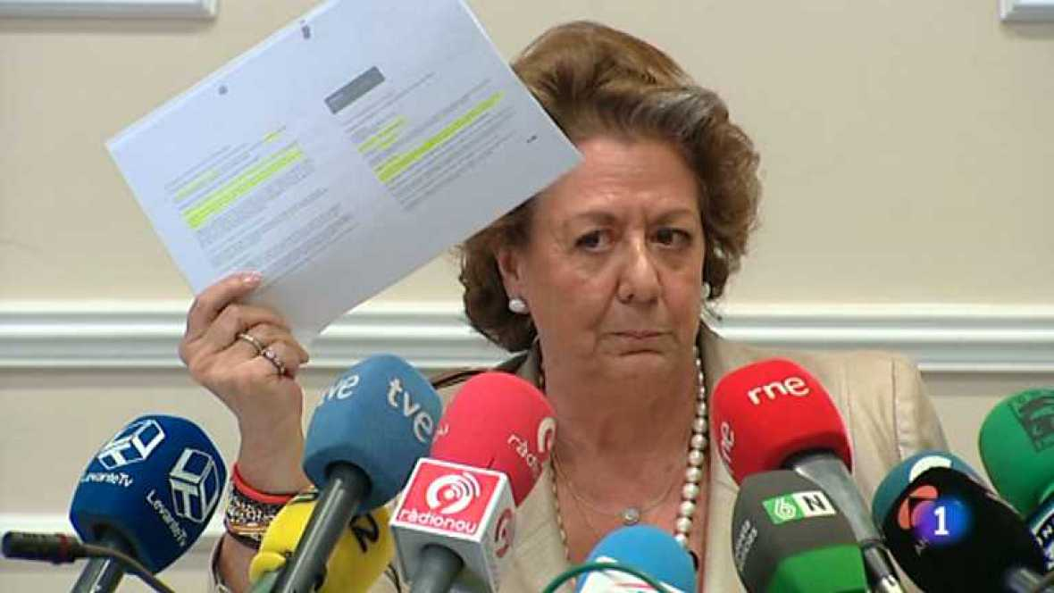 L'Informatiu - Comunitat Valenciana 2 - 31/05/13 - Ver ahora