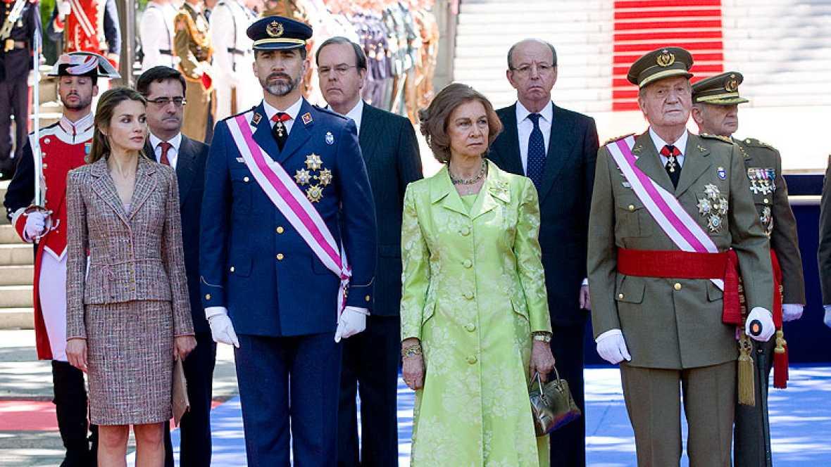 Día de las Fuerzas Armadas 2013 (Madrid) - ver ahora