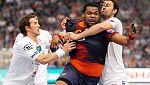 El Barça pierde en la prórroga la Liga de Campeones de balonmano