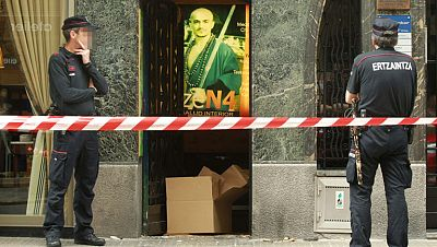La policía encuentra restos óseos en el gimnasio del maestro Shaolin
