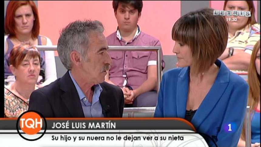 Tenemos que hablar - José Luis Martín lucha para poder ver a su nieta