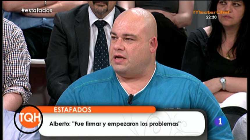 Tenemos que hablar - Alberto Mondragón, estafado por las multipropiedades