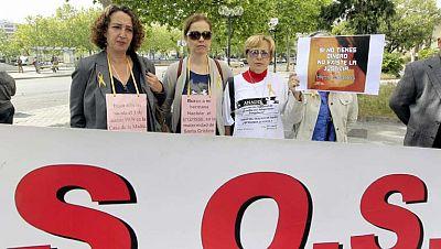 Dos mujeres han ratificado sus denuncias por tres casos de bebés robados
