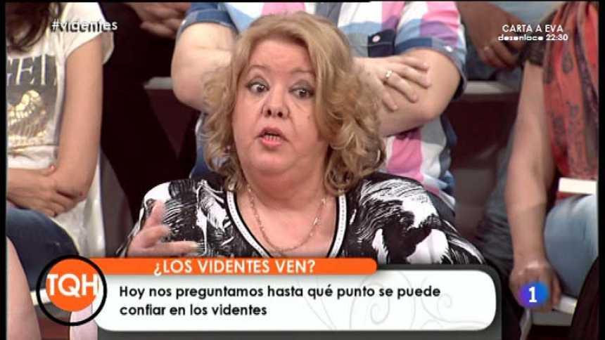 Tenemos que hablar - Conchita Hurtado ve el pasado y el futuro