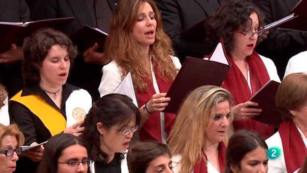 Los Conciertos de La 2 - Concierto Música en familia (2) - ver ahora