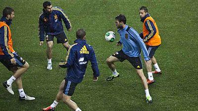 La selección española disputará un amistoso en Nueva York ante Irlanda. Será la última oportunidad para Vicente del Bosque para probar a sus jugadores antes de la Copa Confederaciones.º