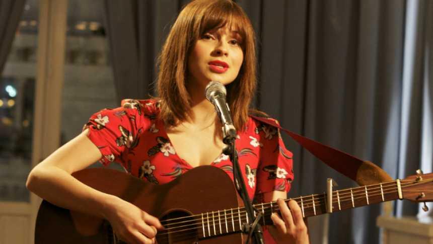 Gabriella Aplin presenta su disco en MasterChef, en exclusiva