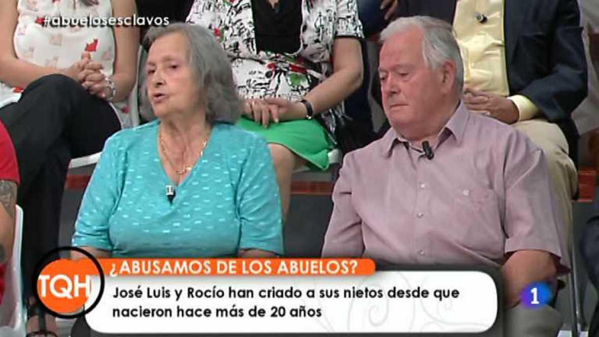 Tenemos que hablar - ¿Abusamos de los abuelos?  - Ver ahora