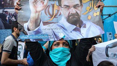 Irán elige presidente entre un solo candidato reformista y los más leales al Líder Supremo