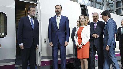 Los billetes del AVE Madrid-Alicante cuestan 65 euros