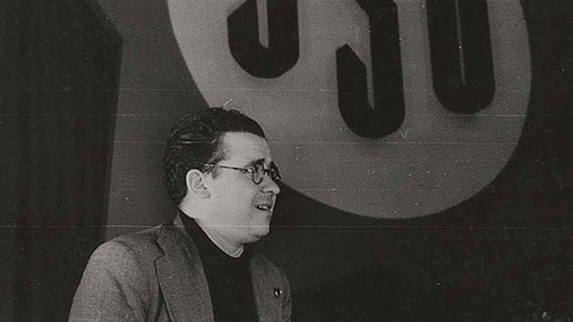 Carrillo anima a defender la República en la guerra civil