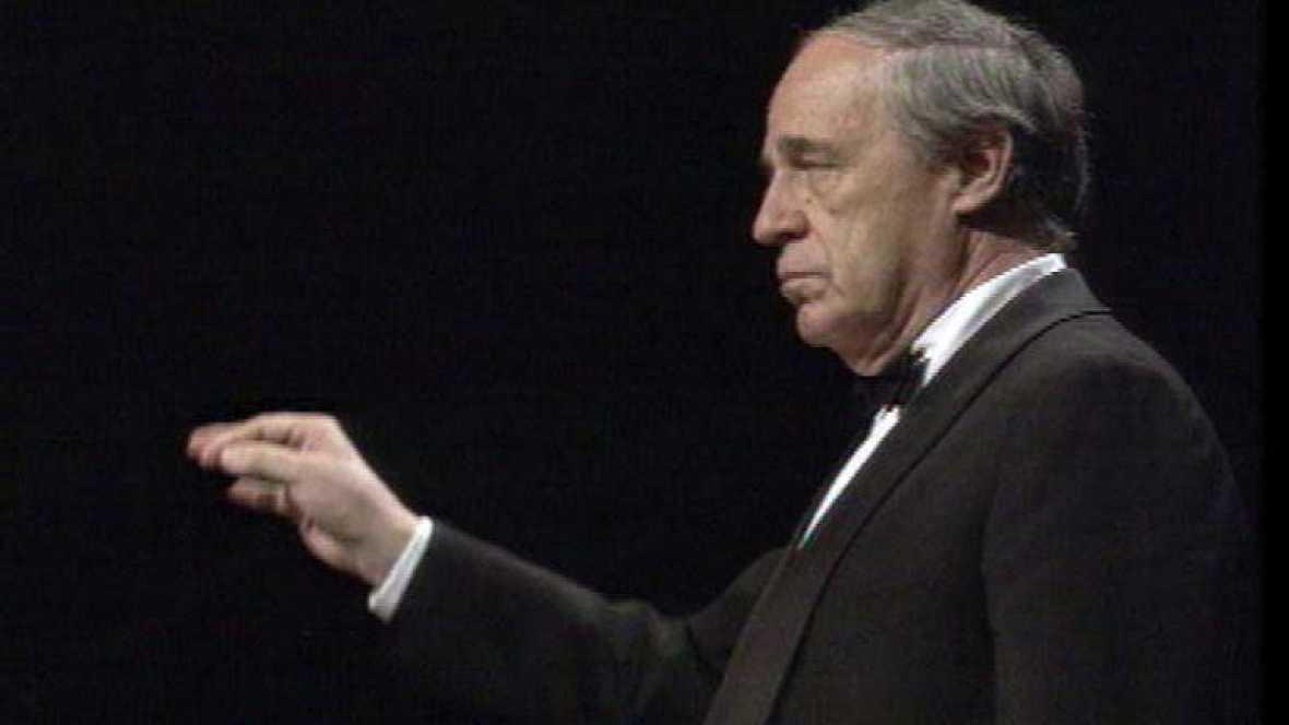 El compositor Pierre Boulez recibe mañana el premio de la Fundación BBVA Fronteras del Conocimiento
