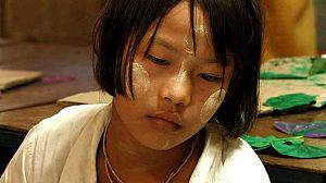 Los desplazados de Myanmar